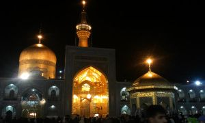 Imam reza holy shrine by Meysam110