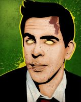 Eli Roth Part Deux by BlissInMyCoffee