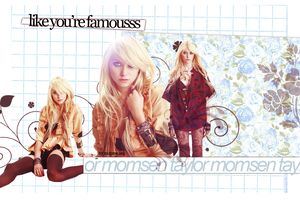 Taylor Momsen by its-helena