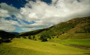 Cumbria In Summer by Dave-Ellis