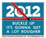 Buckle Up Amercia by Conservatoons