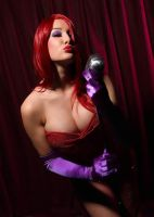 Cosplay Of Jessica Rabbit 4Of6 by CaptPatriot2020