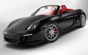 Porsche Boxster by STH-pl