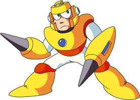 Megaman 3 PC - Bitman by Tsuki-no-michi