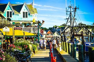 Oak Bluffs' Festival by Rhiannon44