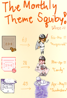 Squiby - The Monthly Theme by Technikos43