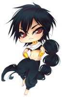 Commission: Judal by NaipesInk