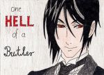 One Hell Of A Butler by Makishi