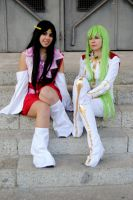 Code Geass - Zero's lovers by YumiAznable