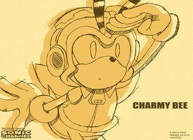 Sonic Channel: Charmy Bee by Hawke525
