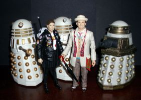 Remembrance of the Daleks by CyberDrone