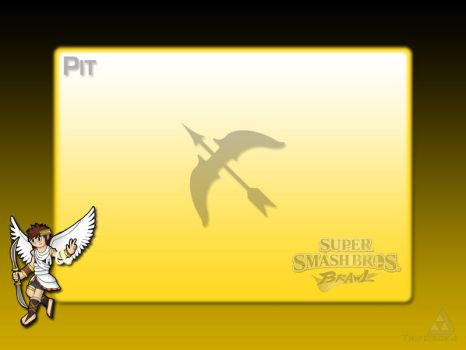 SSBB: Pit WP by TriforceJ