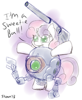 Sweetie Ball by CookieSkoon