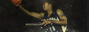 Mike Conley Jr. by mikeyrocks
