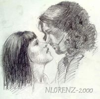Ares and Xena by napalmnacey