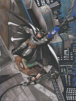 Arkham City (finished) by BetaoftheBass