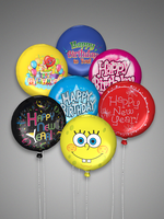 Party Balloons by deexie