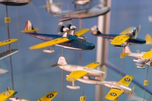 USAF Museum Airplane Models by PLutonius