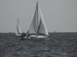 Sailboat 4 by Eternal-Afterglow