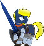 Azure Insight (Armoured) by ReversedCarrot