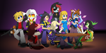 The Amethyst Syndicate by UMSAuthorLava