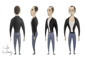 Nadav's model sheet by nadavnach