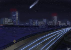 Cityscape by F1rst-Pers0n