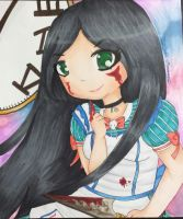 Alice: Madness Returns by DollFacedMassacre