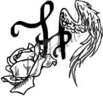 Rosewing Tattoo Design by The-Black-Phoenix418
