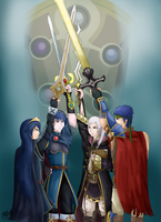 Fire Emblem Pride by Kenisu-of-Dragons