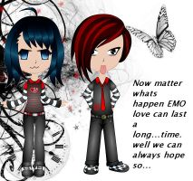 Emo love :D by seths-girl