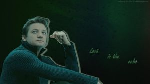 Jeremy Renner - Lost in the echo by ViraMors