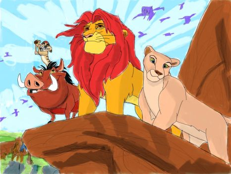 The Lion King by homer311