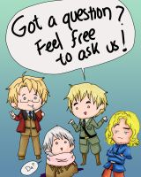 Ask us anything by askTeasGettingCold