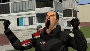 ANGRY SHEPARD by WitchyGmod