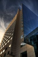 Novotel building, Bucharest by NIR0D