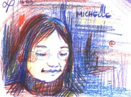 color abuse: michelle by lailai