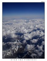 Over the Pyrenees by t3ddykill3r