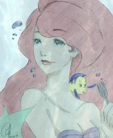 The Little Mermaid by crissy92