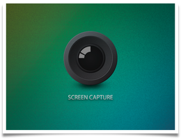 Screen Cap Icon by nirman