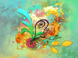 Color Explosion by geory