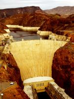 Hoover Dam 04 by abelamario