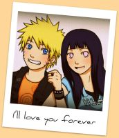 From Hinata to Naruto. by lerine95