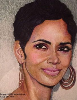 Halle Berry by lemgras330