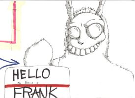 Hello My Name is Frank by wingless730