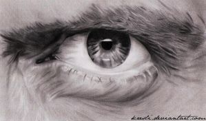 Eye practice III. by Kresli