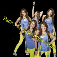 Pack de 5 Png de Miley Cyrus by Nanithaa
