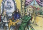 Elven Lords by AnotherStranger-Me