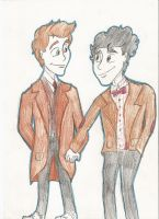 Klaine Week 2012 - Day 3 by Edwards-daughterxoxo