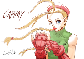 CaMMY by Kumsmkii